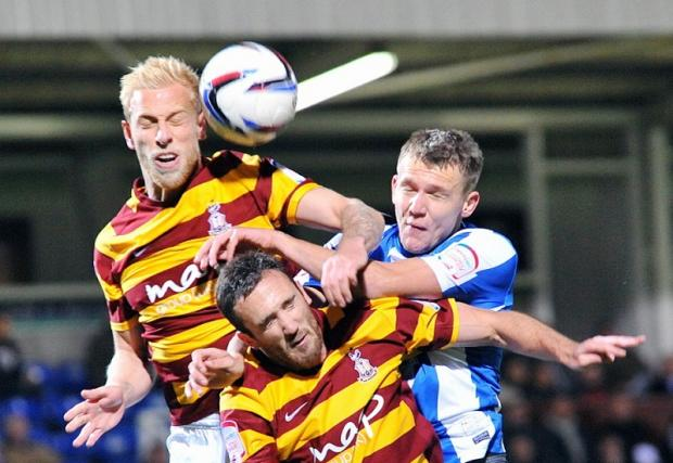 Andrew Davies insists City's away form can match results at Valley Parade