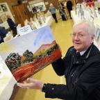 Frank Atkinson looks at some of the art on show at the exhibition