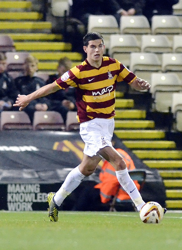 Loan centre-half John Egan says he loves the physical side of the game