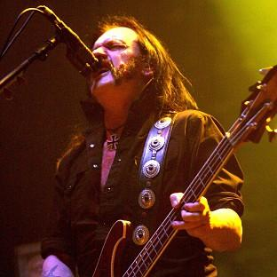 Lemmy, later famous with Motorhead, played with The Damned for a time