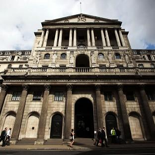 Bradford Telegraph and Argus: The Bank of England's quarterly inflation report is expected to show a slight contraction in 2012