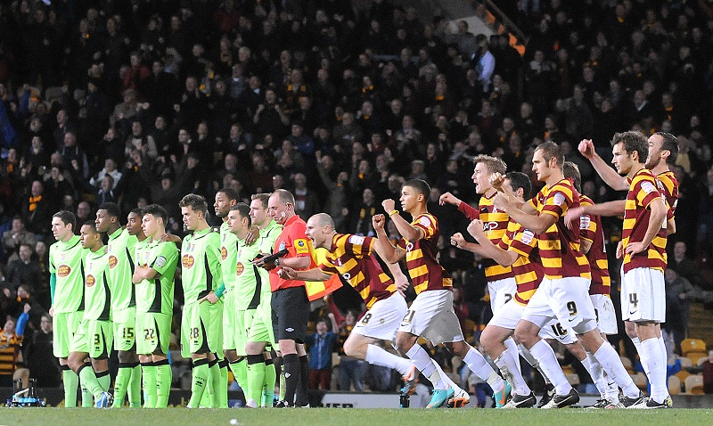 Another cup tie ends in yet more penalty glory for Bradford City