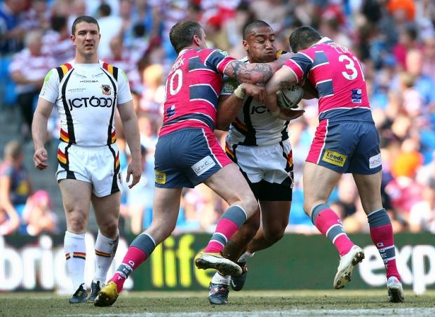 Manase Manuokafoa will provide plenty of power next season