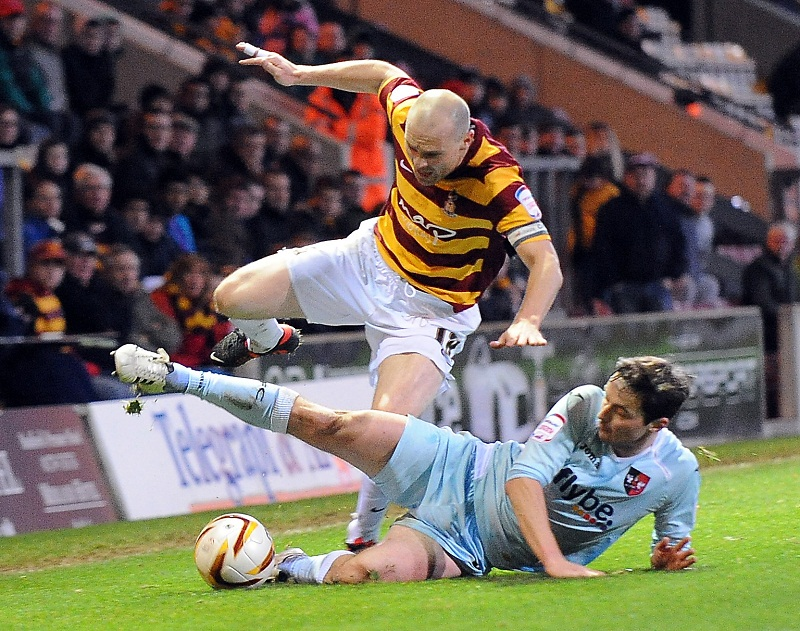 Every positive has a negative reaction as Bantams suffer another cup hangover
