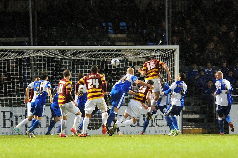 Bradford City head into cup distraction in fine fettle