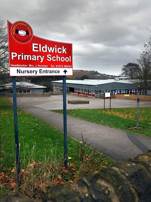 Eldwick Primary School, one of the schools where increases are planned