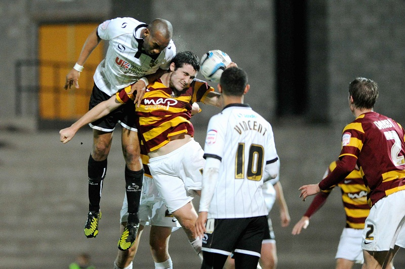 Triumphant Bantams keep Wembley dream alive
