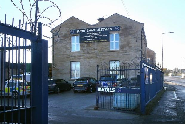 Dick Lane Metals