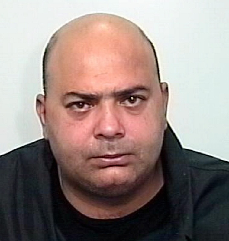 Mohammed Naveed, who has been jailed for 16 years for his part in a £2m drug smuggling plot