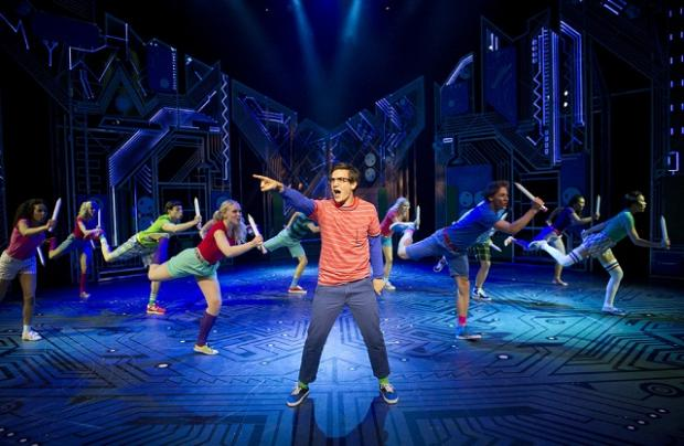 Loserville, starring Gareth Gates, has been nominated for a national award