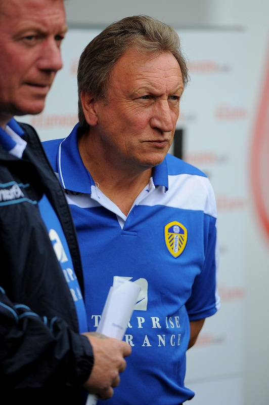 Neil Warnock, who was ill with a virus, gave instructions from home to change the team at half-time - and the moves paid off