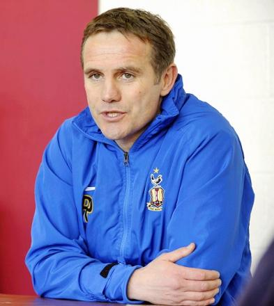 City boss Phil Parkinson has got to know new head of recruitment Russ Richardson well over the years