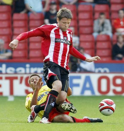 James Beattie's experience is helping Accrington's younger players