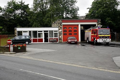 Haworth Fire Station