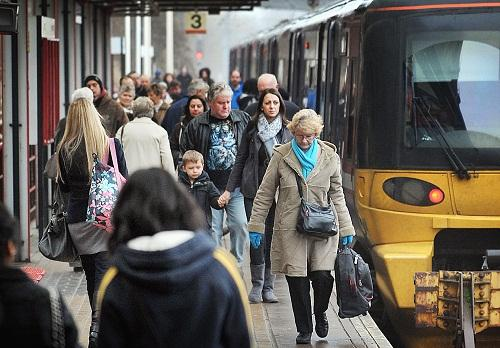 UPSET: Rail groups say commuters should be getting much better value