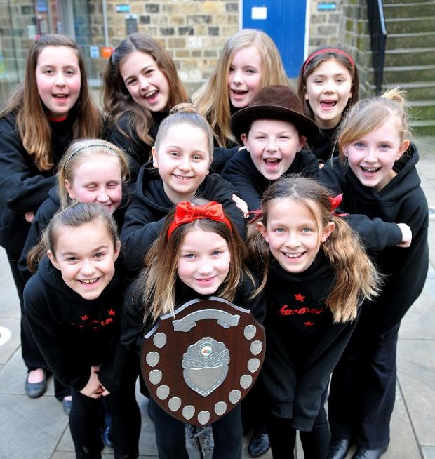 RL performance drama group, who tasted success at the Robertshaw Festival in 2010