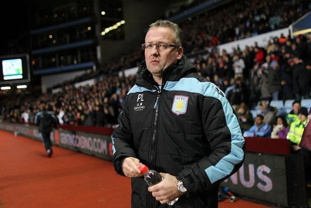 Paul Lambert aims to sign some experienced players to lift his Aston Villa side