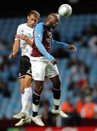 Darren Bent could return from injury for Villa in the FA Cup against Ipswich, with a Capital One Cup date against Bradford to follow