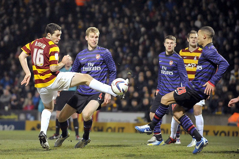 Bradford City v Aston Villa: Biggest night of McHugh's life? That's a Given!