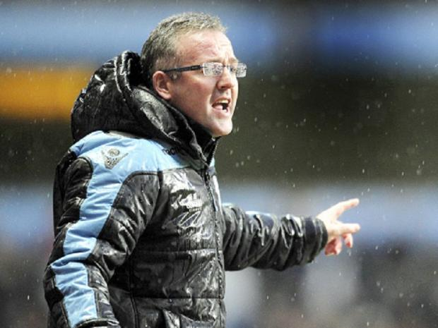 Bradford Telegraph and Argus: Paul Lambert