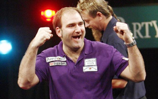 Scott Waites is the highest seed left in the tournament