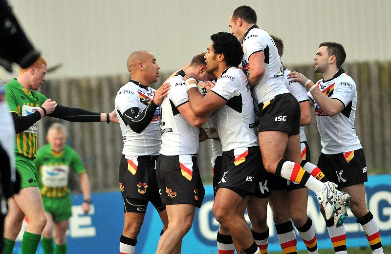 Bradford Bulls: Whitehead proves an unstoppable four-ce