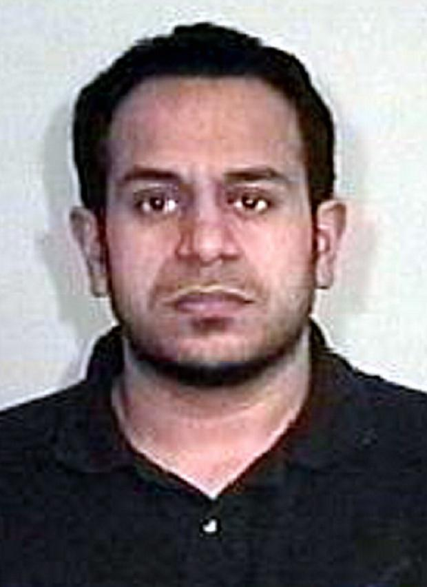 Detectives now believe fugitive Yasar Hussain is in the UK