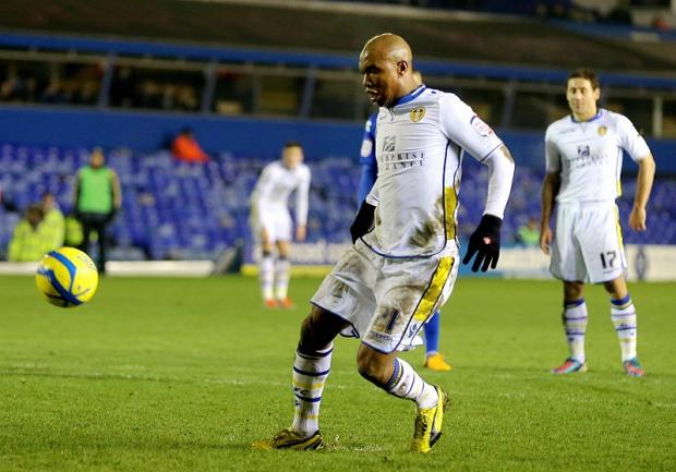 El-Hadji Diouf scores the match-winner from the penalty spot