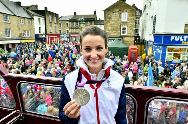 The race will go through Otley the home town of Olympic star Lizzie Armitstead