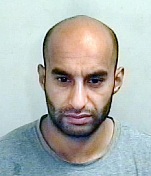 Islamic smack dealer Imran Naeem was involved in the dealing of class a drugs and caught when police raided a house in bradford,yorkshire