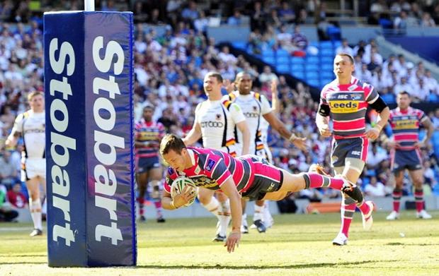 Danny McGuire's testimonial for Leeds is against the Bulls tomorrow