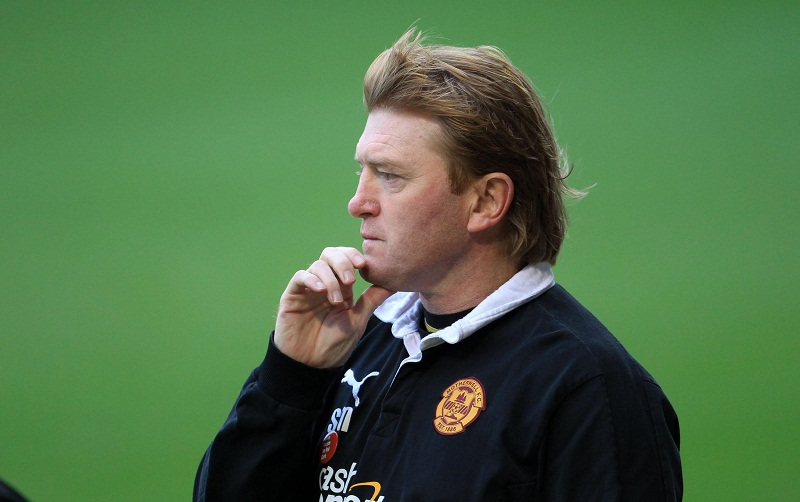 Stuart McCall was a bit premature with his congratulatory text to Julian Rhodes