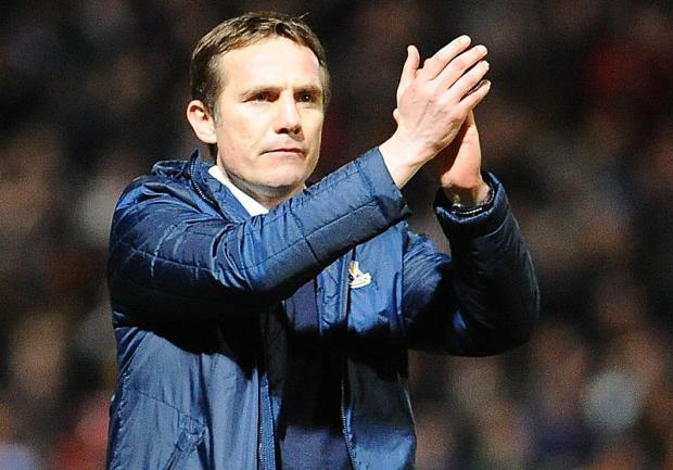 Phil Parkinson's contract negotiations are ongoing