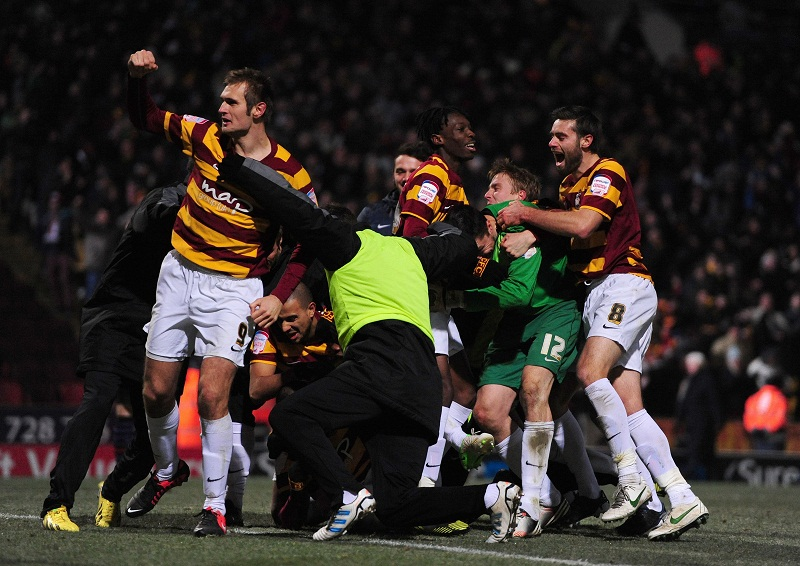City will hope to be celebrating in their claret and amber hoops at the end of the Capital One Cup final