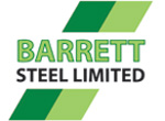 Barrett Steel new logo