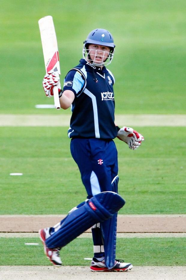 Bradford Telegraph and Argus: Gary Ballance is to tour with the England Lions squad Down Under