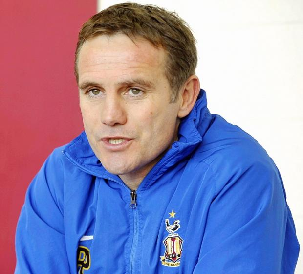 'I think the January window is hyped up to a large extent by the TV,' says Phil Parkinson