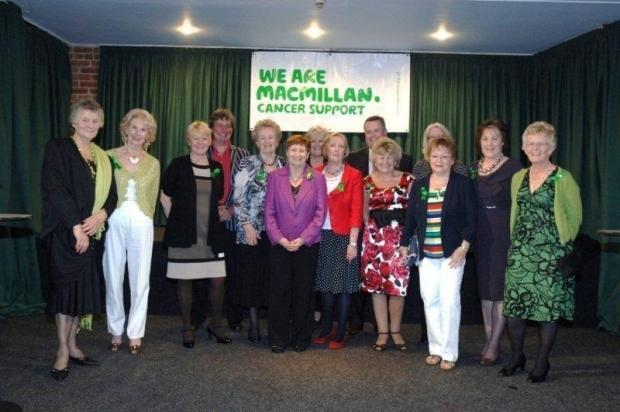 Ilkley Macmillan Cancer Support Committee