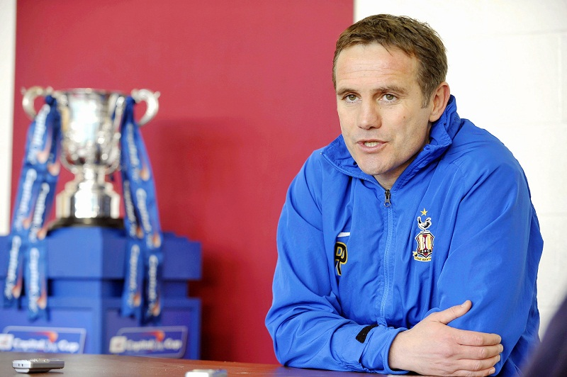 Phil Parkinson wants promotion on his CV and that is more achievable with as few distractions as possible