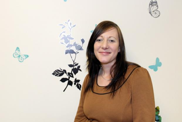 Lisa Stead, CAMHS team manager