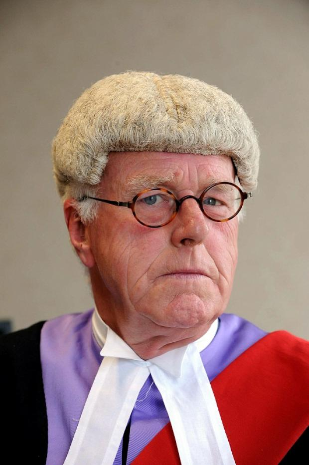 Judge David Hatton