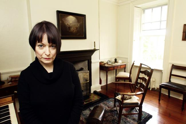 Ann Dinsdale, of the Bronte Parsonage Museum