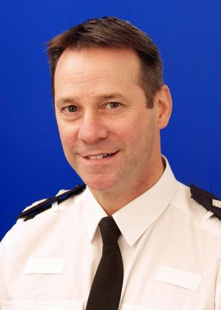 Chief Constable Mark Gilmore
