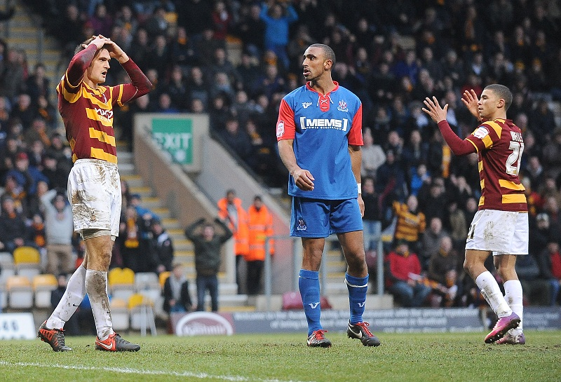 Cup fever having debilitating effect on Bradford City's league form