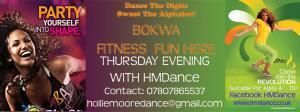 BOKWA SESSIONS KEIGHLEY WITH HMDANCE