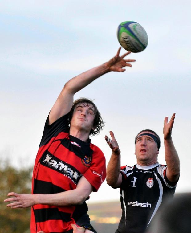 Andy Pollard, who can play second row or back row, misses out on Baildon's trip to Hessle
