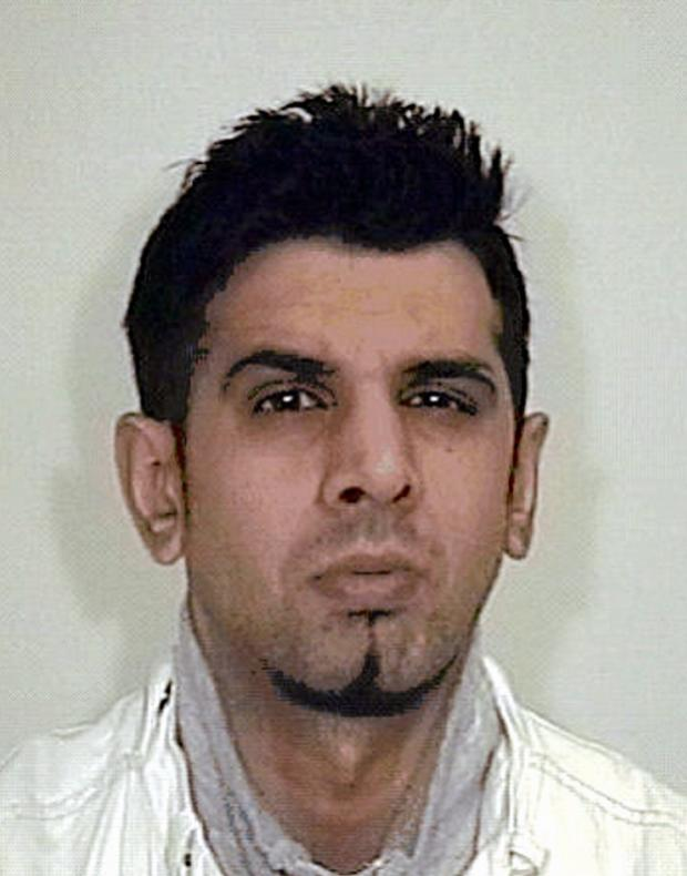 Bradford Telegraph and Argus: Khalid Mahmood