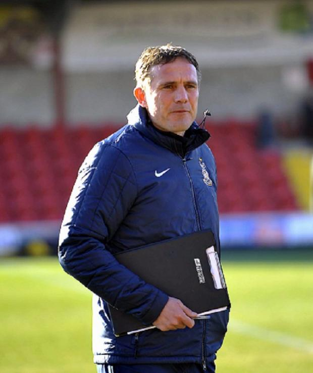 LEAGUE FOCUS: Phil Parkinson's team sheet tomorrow will not be influenced by next week's Capital One Cup final