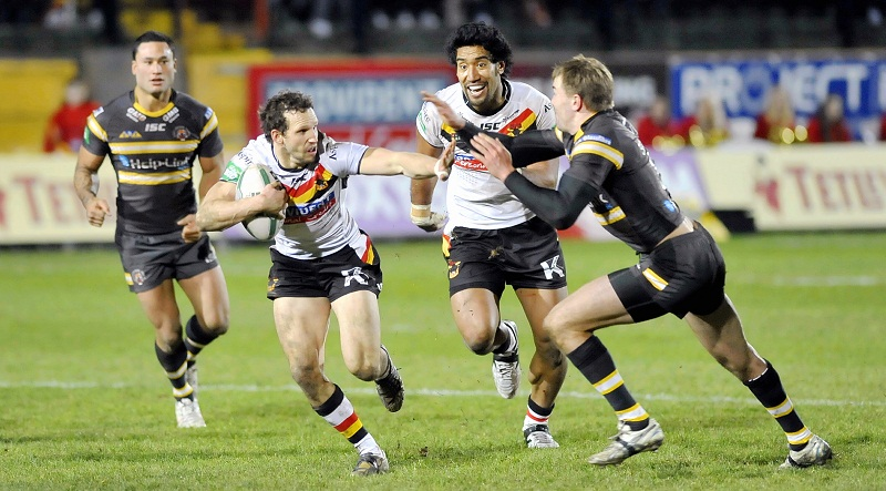 Kearney a class act with Bradford Bulls hat-trick