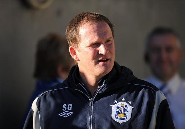 Simon Grayson has replaced Graham Westley as Preston North End's manager